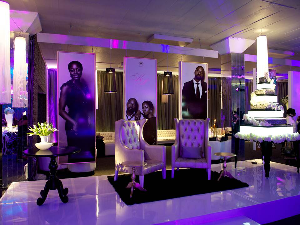 Regal Nigerian Glitz Amp Glamour In The City Of Gold Kachi