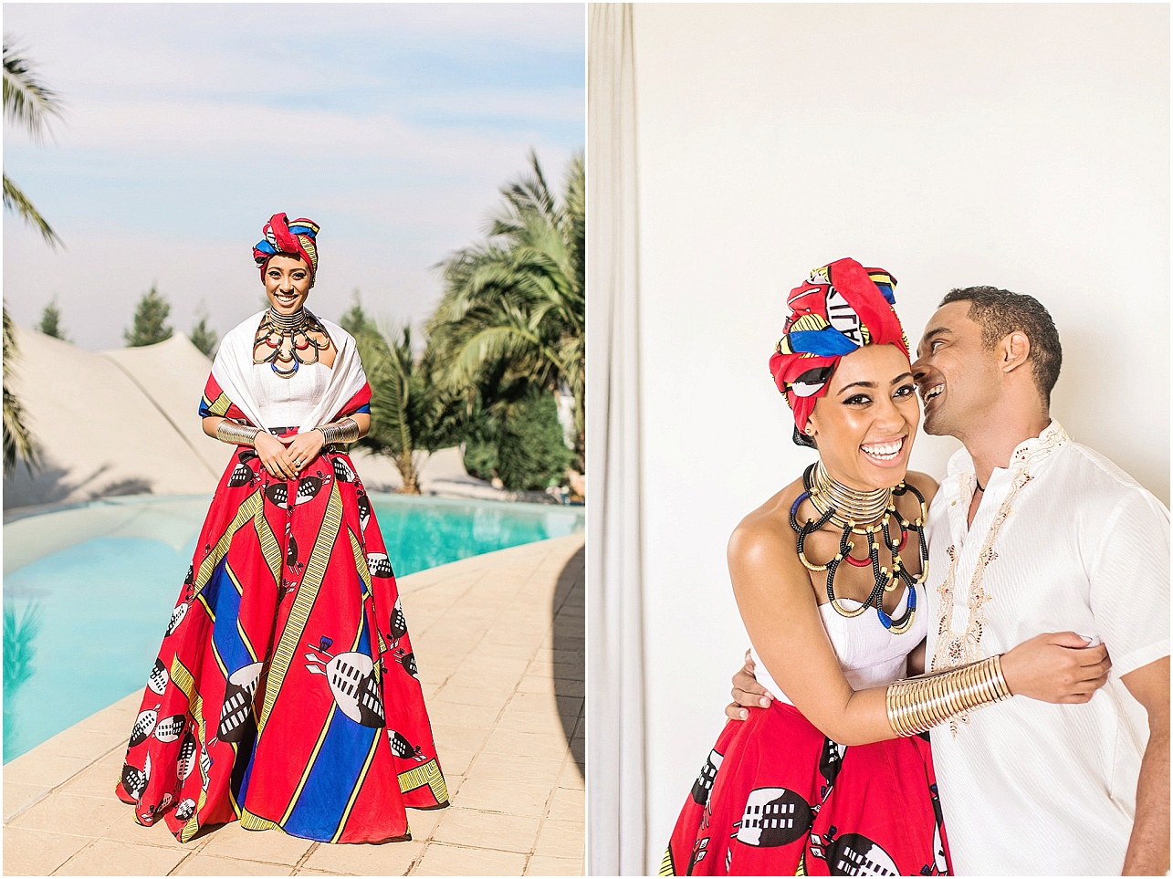 Traditional African Wedding Of The Year Wedding Concepts