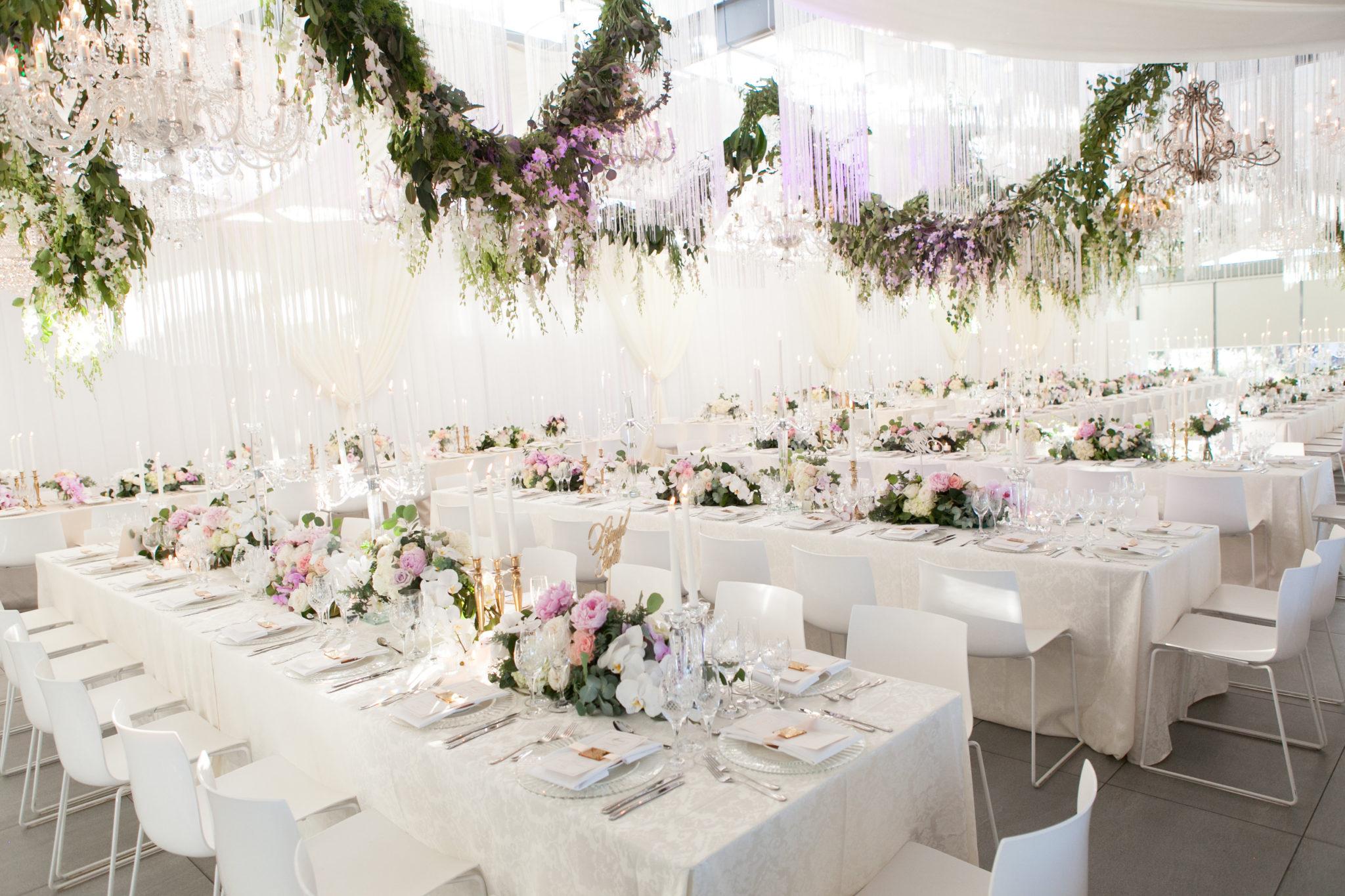 Modern wedding meets luxury decor - Wedding Concepts