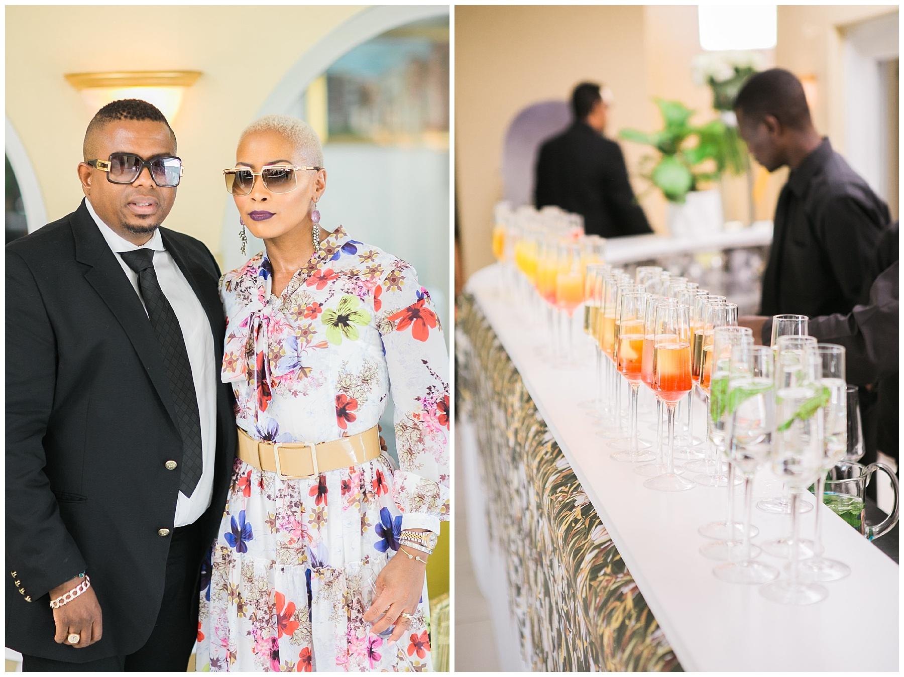trendy wedding drinks