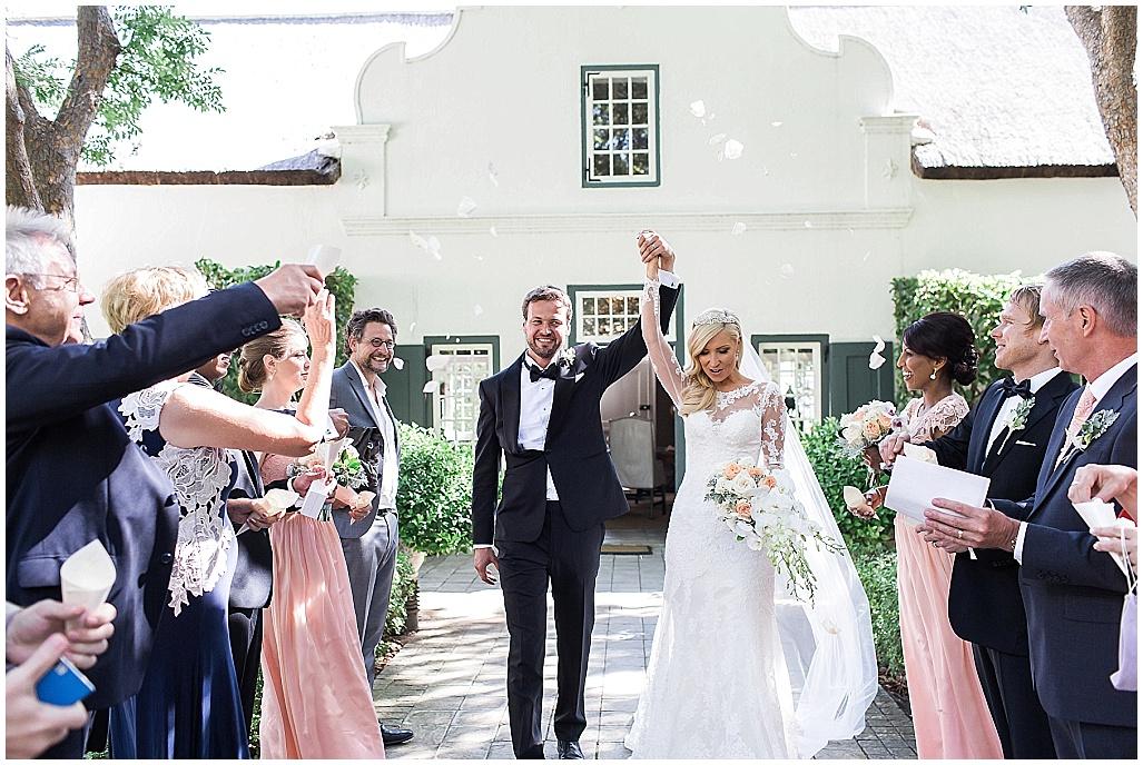 Confetti wedding image
