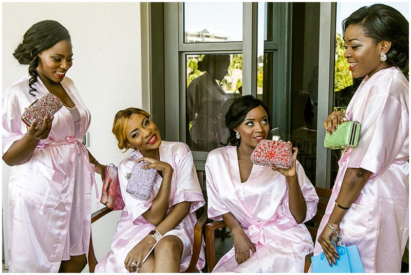 bridesmaids clutch bags