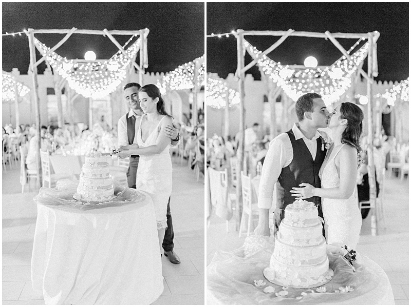 Zanzibar wedding cake