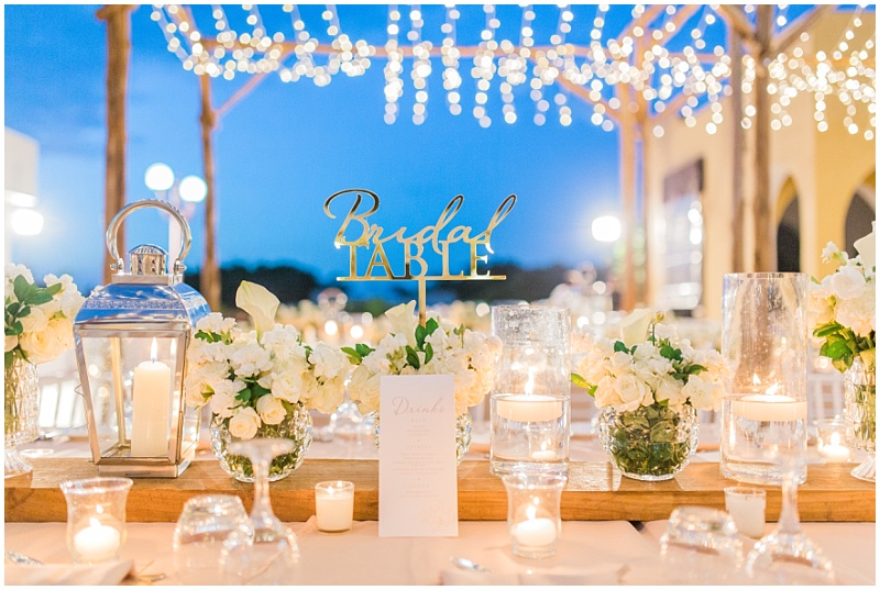 Zanzibar wedding decor
