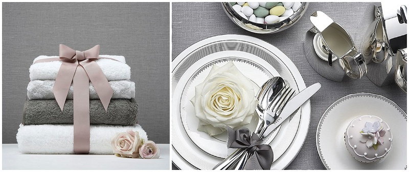 Harrods wedding gift registry