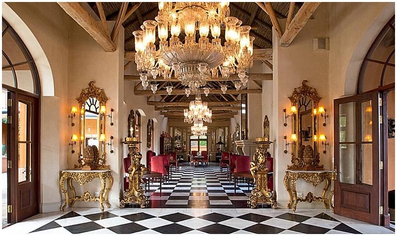 La Residence wedding