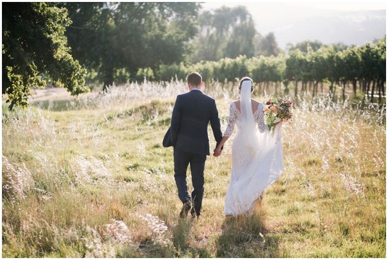 Vrede en Lust Franschhoek Wedding
