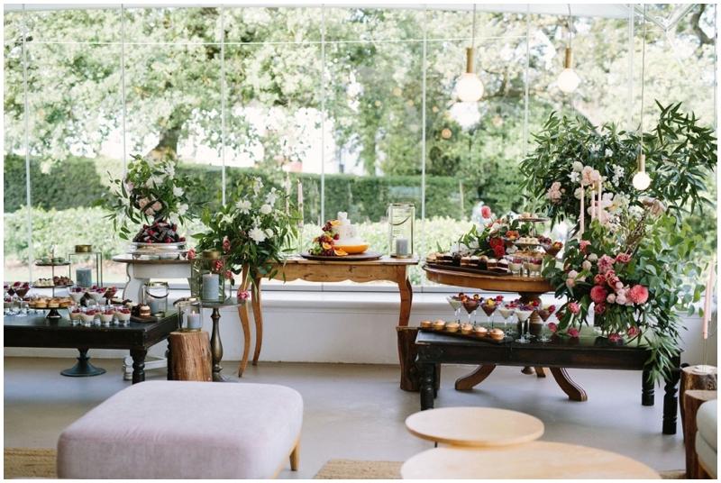 Luxury Dessert Station