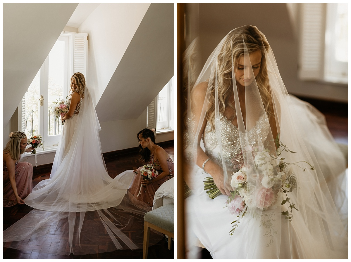 Embassy Hill - Bride Getting Ready
