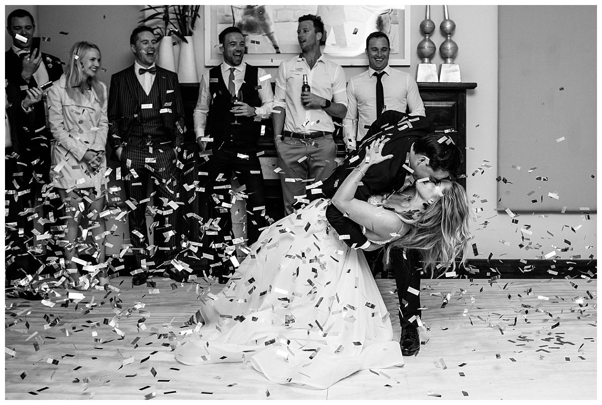 Embassy Hill - First Dance with Confetti