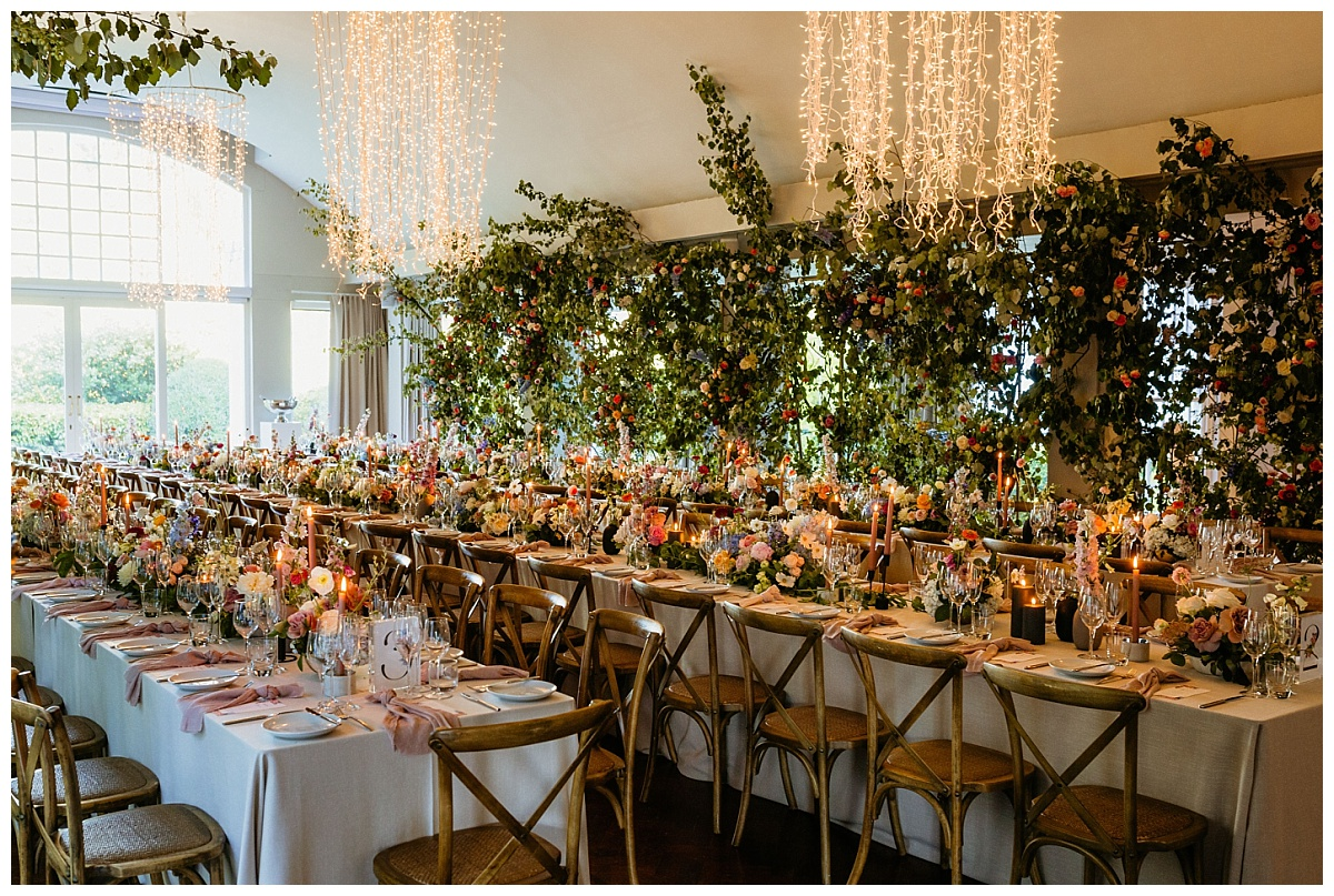 Embassy Hill - Floral and Custom Decor for Reception