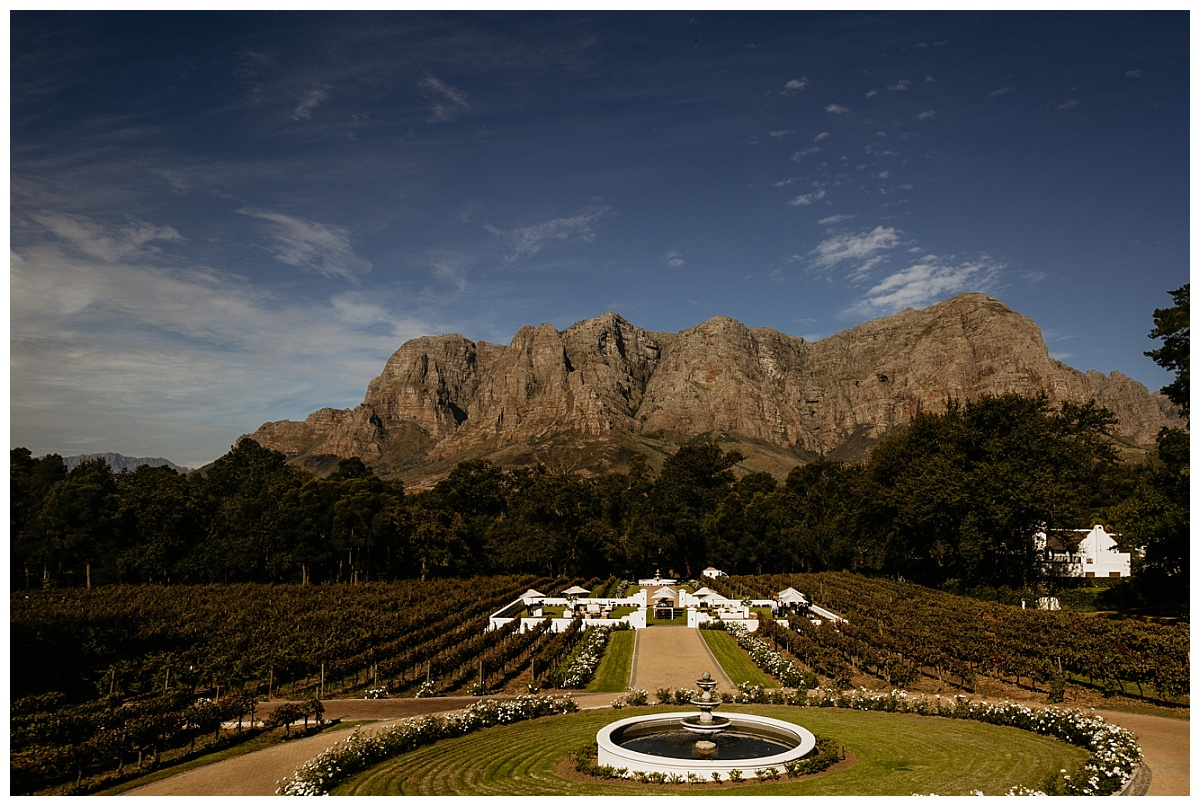Molenvliet South African Wedding Destination