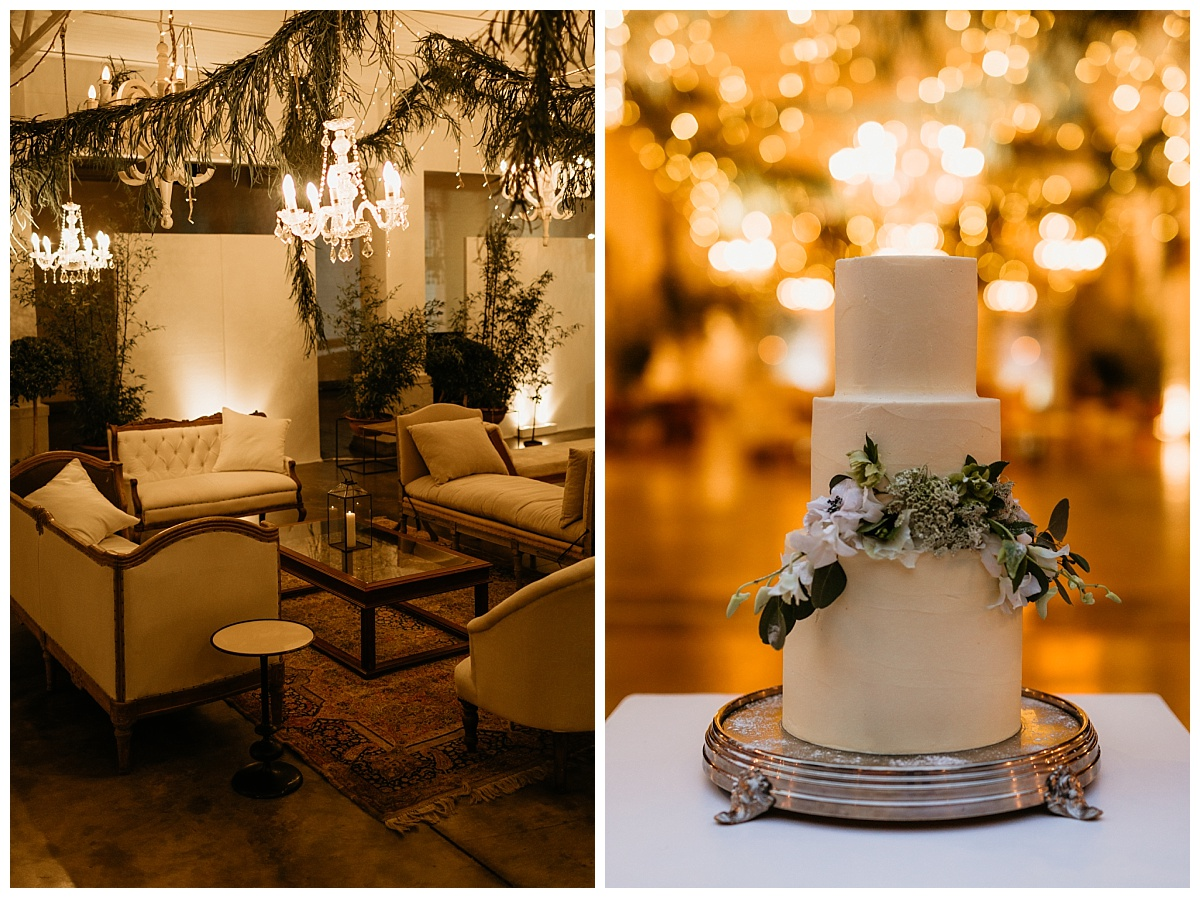South African wedding destination cake and after-party