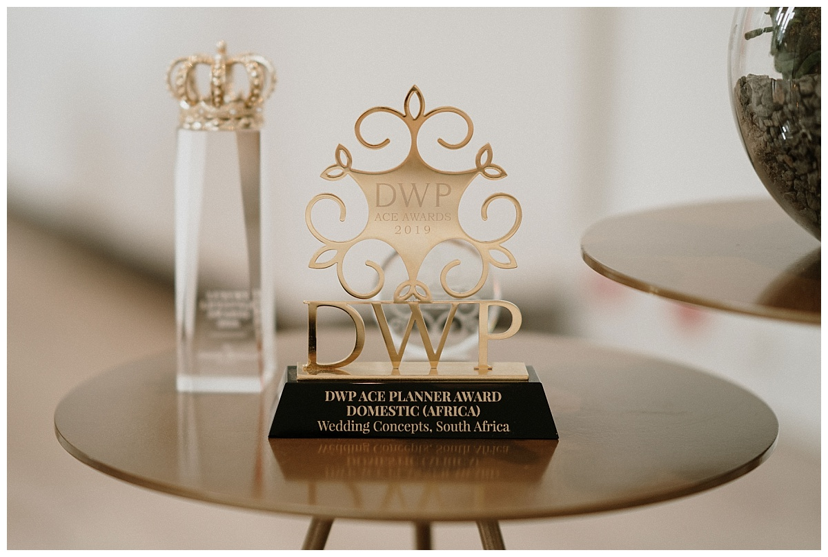 DWP Best Planners in Africa award