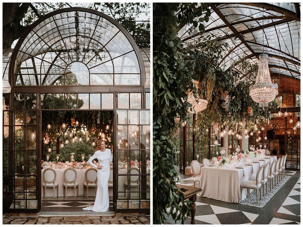 wedding conservatory