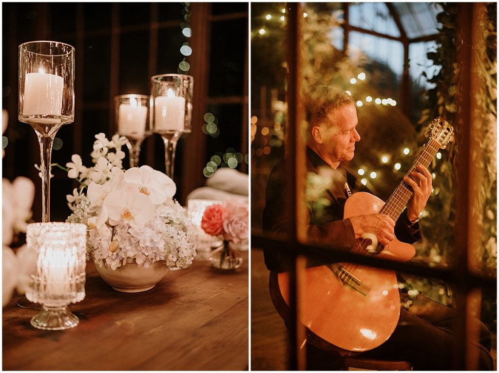 candlelight solo guitarist